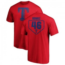 Youth Jeanmar Gomez Texas Rangers RBI T-Shirt - Red